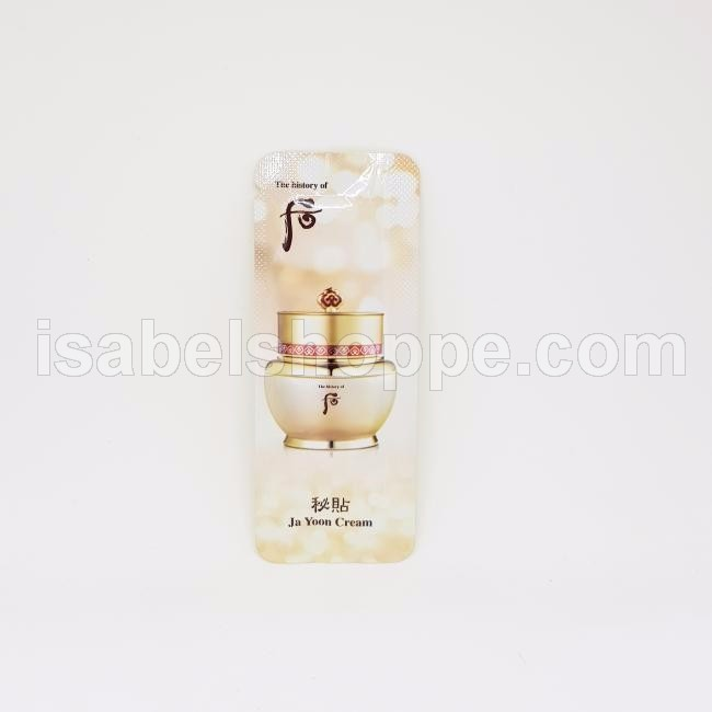 JA YOON CREAM 1ML X 10 SACHET