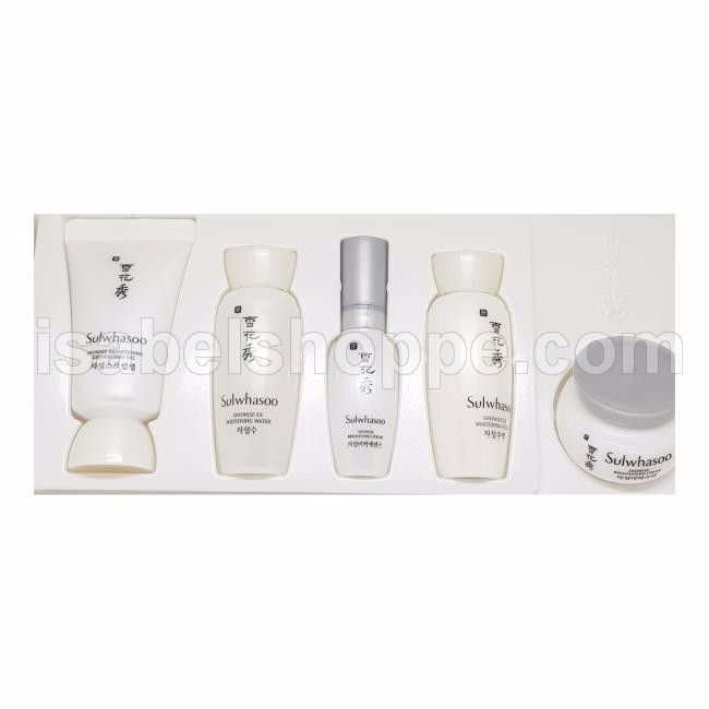 SNOWISE EX BRIGHTENING KIT 5 PC