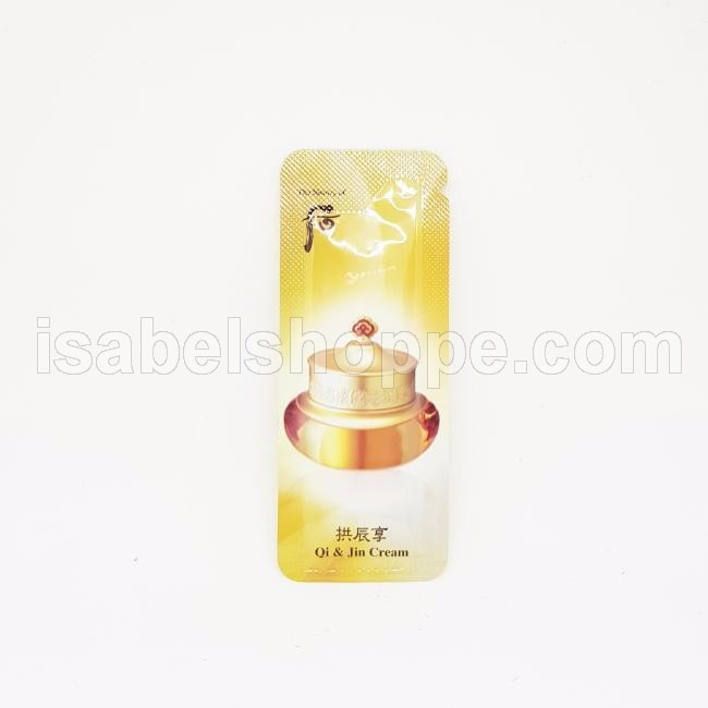 QI & JIN CREAM 1 ML X 10 SACHET