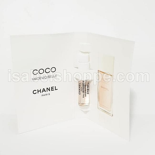 CHANEL COCO MADEMOISELLE VIAL