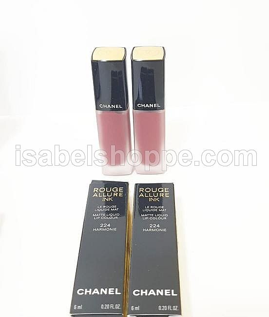 NEW CHANEL ROUGE ALLURE INK FUSHION (WITH BOX)