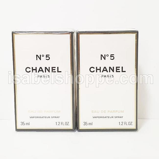 CHANEL NO 5 EAU DE PARFUME 35 ML