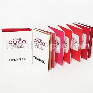 CHANEL ROUGE COCO FLASH SACHET TRIAL 15 COLOR